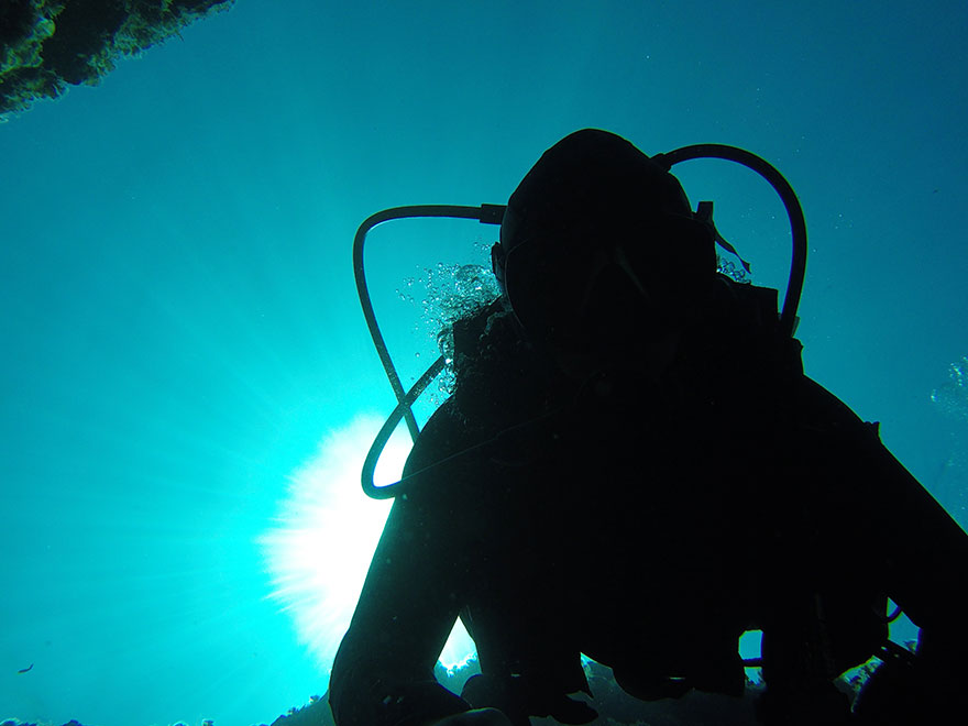 pro diving montenegro tunnels