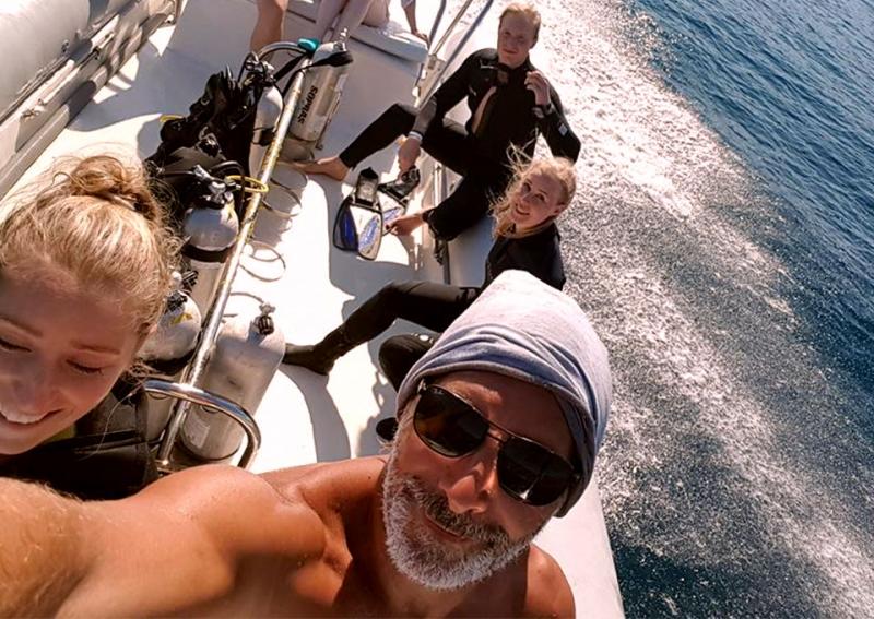Scuba & Snorkeling Full Day Trip